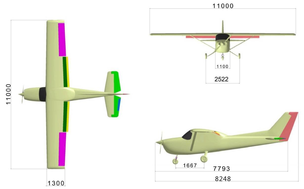 小鹰-700飞机